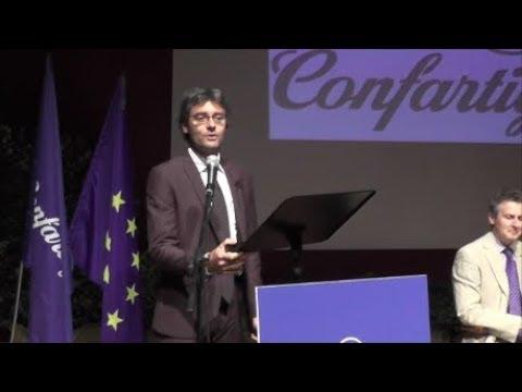 Assemblea Confartigianato 2019, la relazione del presidente Alessandro Corrieri