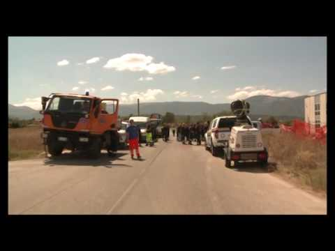 Terremoto, D'Alfonso ordina verifica di tutto il patrimonio edilizio abruzzese (VIDEO)
