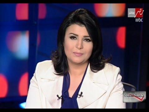 منى الشاذلي باكية: أحمد زويل مريض بمرض خطير