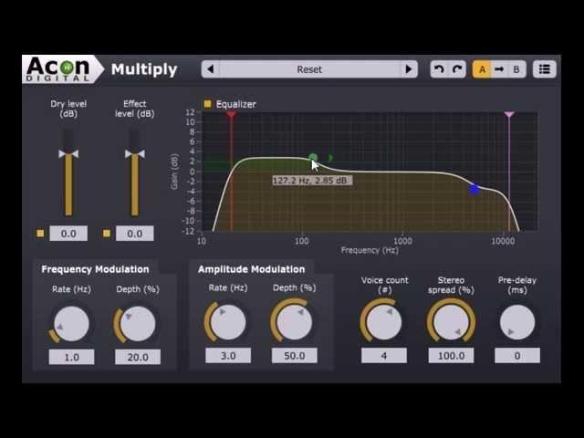 Multiply (acoustic guitar) by Acon Digital