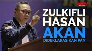 Video Zulkifli Hasan Akan Dideklarasikan PAN MP3, 3GP, MP4, WEBM, AVI, FLV Januari 2019