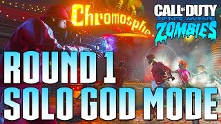 Newest & Latest Call Of Duty Infinite Warfare Glitches How To Do The God Mode Glitch On Round 1 - Zombies In Spaceland Works on Rave In The Redwoods but you ...