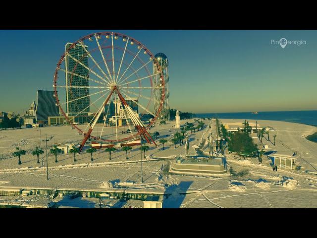 Batumi 2017 Winter Story