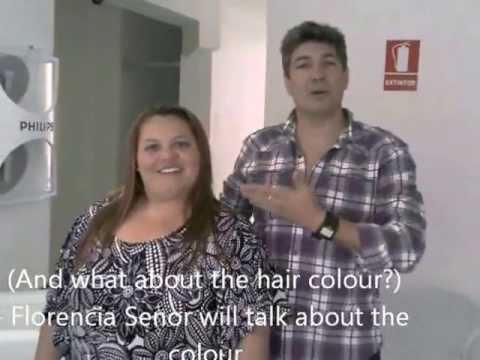 Corte de cabello para chicas con cara redonda.