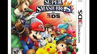 A Review of Super Smash Bros. 3DS by Shesez