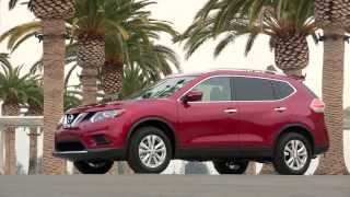 Road Test 2014 Nissan Rogue Driving Test Drive