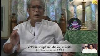 Video Veteran script and dialogue writer R.K.Shanmugam about Dr.MGR MP3, 3GP, MP4, WEBM, AVI, FLV Desember 2018