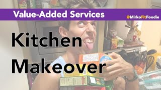 Mirko Fit Foodie - The Kitchen Makeover Edition!