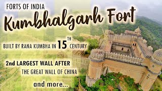 Kumbalgarh India  city pictures gallery : Forts Of India - Kumbhalgarh - Ep # 12