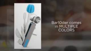 Get yours here: http://isurl.co/bar10der The bar10der 10 in 1 bartending tool is a must have for every bartender, home bartender,...