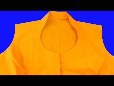 Video High Neck Collar blouse (Halter Neck) Cutting and Stitching in bangla tutorial download in MP3, 3GP, MP4, WEBM, AVI, FLV January 2017