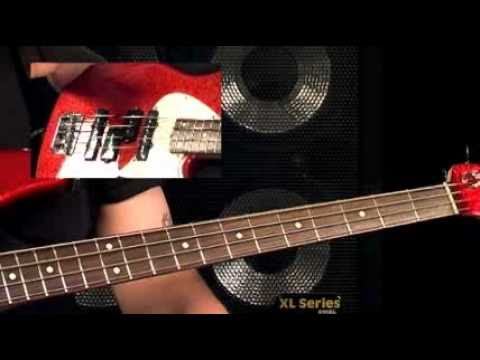Bass Guitar Lessons – Fretboard Fitness – #2 Tritone & Wholetone Stretches – Stu Hamm