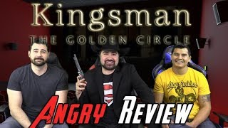 Video Kingsman: The Golden Circle Angry Movie Review MP3, 3GP, MP4, WEBM, AVI, FLV Juni 2018