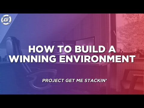 How To Build A Winning Environment – Poker Strategy, Tips + Tricks