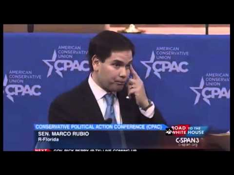 "Video: Rubio #CPAC2015:  ""Our Greatness was not an Accident"""