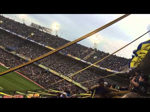 Video - Boca Banfield 2015 - Bostero soy - La 12 - Boca Juniors - Argentina