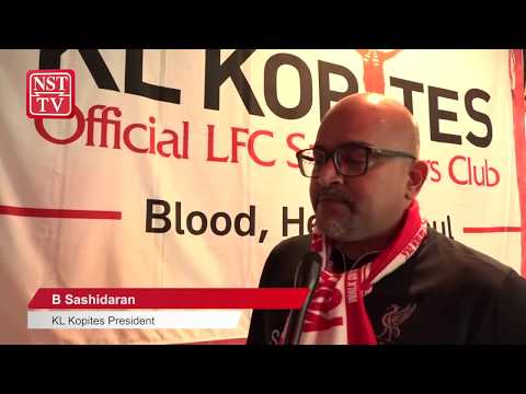 KL Kopites Organize Liverpool Jersey Collection Event