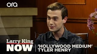 Video Tyler Henry connected with Michael Jackson in the afterlife MP3, 3GP, MP4, WEBM, AVI, FLV Juni 2018