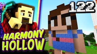 """""""I JUST WANT TO END YOU!!""""   Minecraft Harmony Hollow Modded SMP #122"""