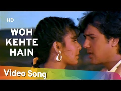 Video Woh Kehte Hai Humse | Govinda | Kimi Katkar | Dariya Dil | Old Hindi Songs | Nitin Mukesh download in MP3, 3GP, MP4, WEBM, AVI, FLV January 2017