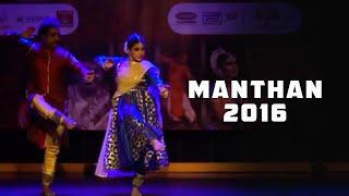 Kathak Duet - Manthan 2016