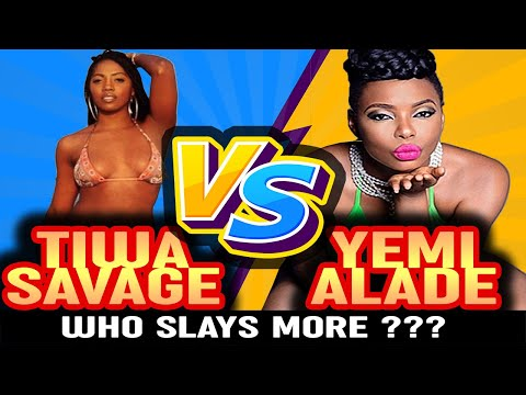 Who Is Hotter? Tiwa Savage Vs Yemi Alade