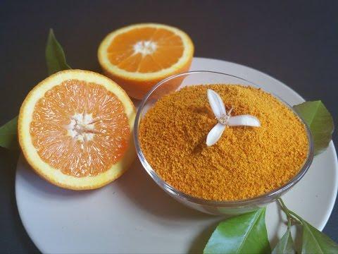 polvere d'arancia - la video ricetta