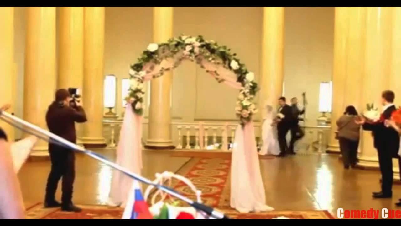 Smešni snimci sa venčanja