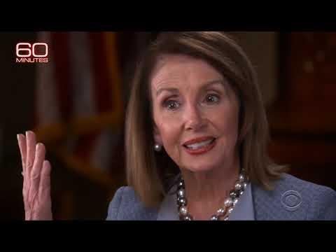 Trump knows he shouldn't be president: Nancy Pelosi