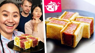 Video I Tried To Re-Create This $180 Sandwich • Eating Your Feed • Tasty MP3, 3GP, MP4, WEBM, AVI, FLV Juni 2019