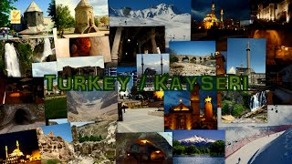 Kayseri Turkey  city images : Kayseri (TURKEY)