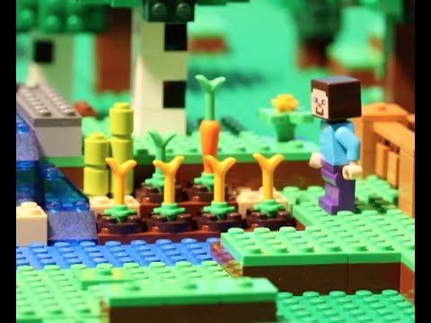Vidéo LEGO Minecraft 21114 : La ferme