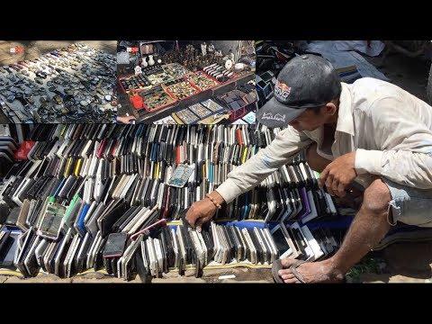 Khám phá Chợ  trời Nhật Tảo đồ cũ lớn nhất Sài Gòn - Thời lượng: 18:33.