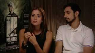 Nonton Ill Manors Interview - Riz Ahmed and Anouska Mond Film Subtitle Indonesia Streaming Movie Download
