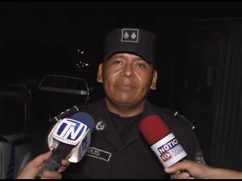 Asesinan a pareja de esposos en reparto Las Cañas, Soyapango