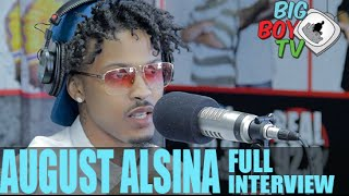 BigBoyTV - August Alsina on