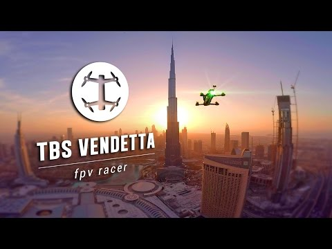Dubai is the perfect place to display your Drone Skills