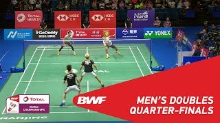 Video MD | GIDEON/SUKAMULJO (INA) [1] vs KAMURA/SONODA (JPN) [5] | BWF 2018 MP3, 3GP, MP4, WEBM, AVI, FLV November 2018