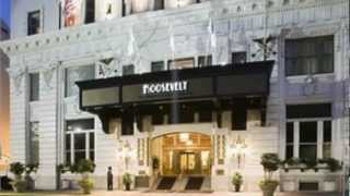 Video of The Roosevelt New Orleans, A Waldorf Astoria Hotel, New Orleans LA