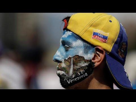 Πόκερ Μόσχας – Ουάσινγκτον στο γήπεδο της Βενεζουέλας