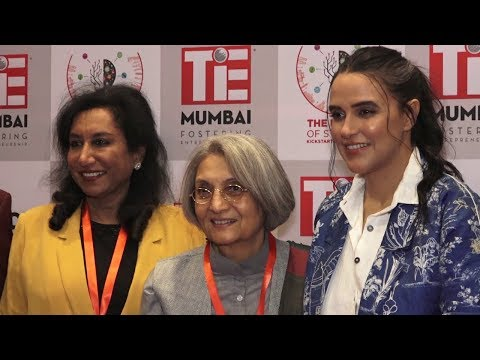 Neha Dhupia At The TiE Con Mumbai 2020