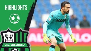 Serie A, highlights Sassuolo-Parma 0-0