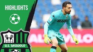 Serie A, highlights Sassuolo-Parma 0-0