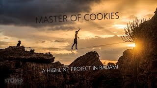 Badami India  city photos gallery : Master of Cookies | A Highline Project in Badami (India) | [HQ]