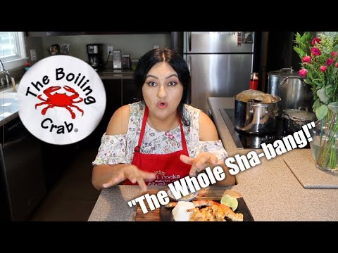 THE WHOLE SHABANG-Boiling Crab Recipe (Mas Masa Version)