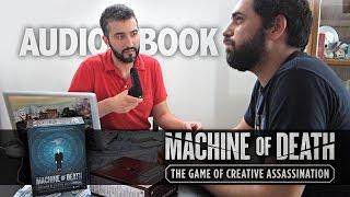 Machine of Death Game AUDIOBOOK feat. Kris Straub
