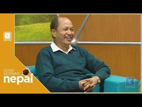 (Prakash Sayami | Director/ Media Personality | Good Morning Nepal - 19 Janaury 2019 - Duration: 30 minutes.)