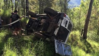 Imbil Australia  city photos : Roll Over (GQ Patrol) - Imbil State Forest 2015 Part 2