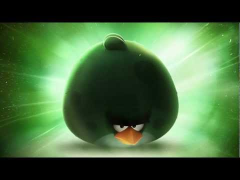 Terence crashes onto Angry Birds Space on March 22