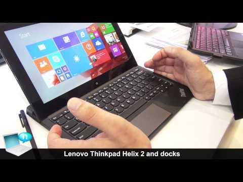 Lenovo ThinkPad Helix 2 and docks